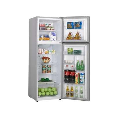 Hisense double door fridge 272 litres Refrigerator RD-32WR4SA image 1