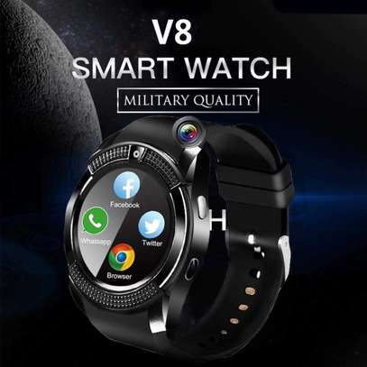Millitary quality smart Watches