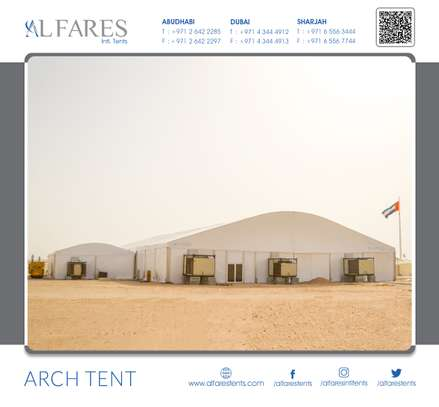 Tents & Marquees For Hire | For Sale | Al Fares Intl Tents image 13