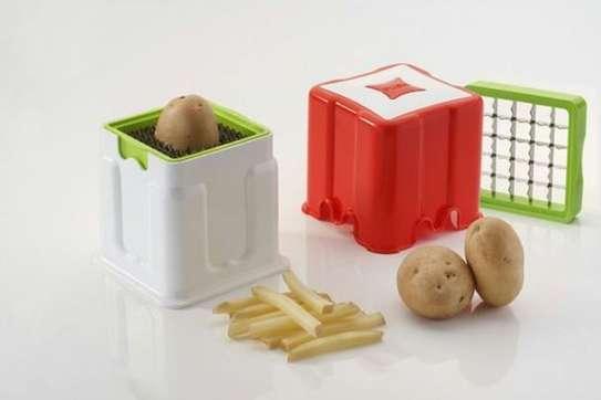Vegetable Potato Finger Chips Cutter Chipser image 1