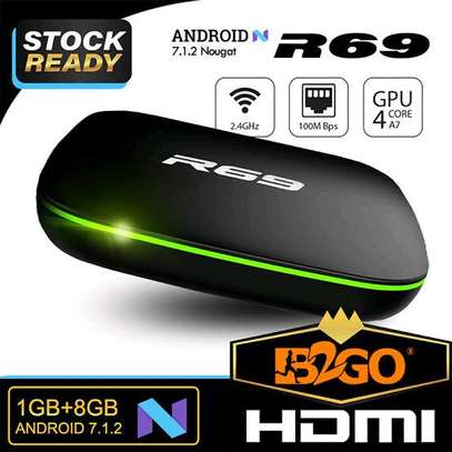 smart TV Android box android 7.1 image 2