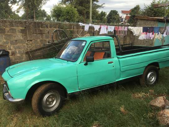 Peugeot 504 Pickup , 1800cc (Ready Papers) image 5