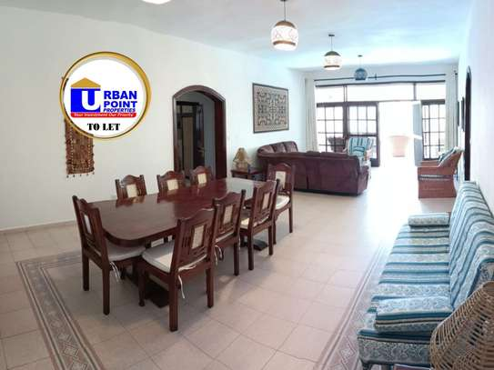 Furnished 3 bedroom apartment for rent in Malindi Town image 5