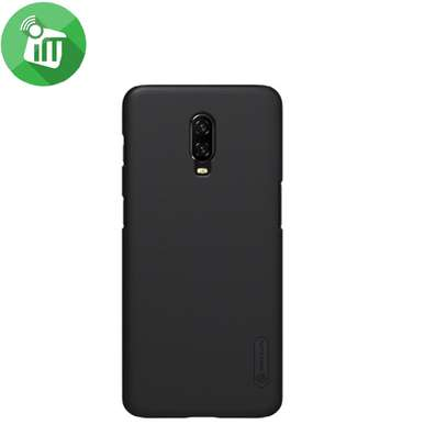 NILLKIN Super Frosted Shield Back Cover For One Plus 6 6T image 4