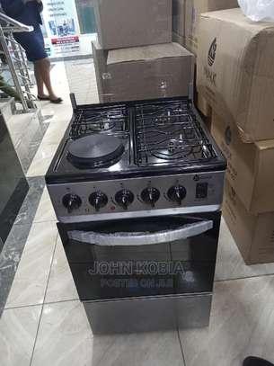 Nunix 3+1 Standing Cooker image 1
