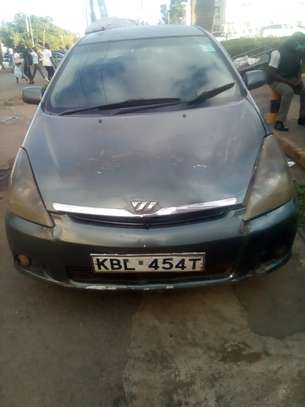 Toyota wish for sale image 2