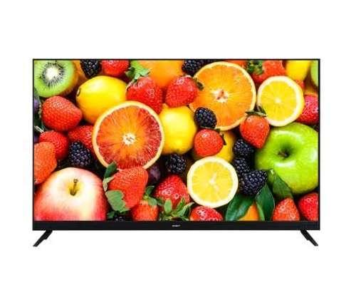 Vision Plus VP-8855K, 55'', Smart UHD 4K Android LED TV - Black image 1