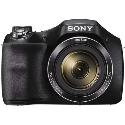 Sony Cyber-Shot DSC-H300 Digital Camera (Black) image 2