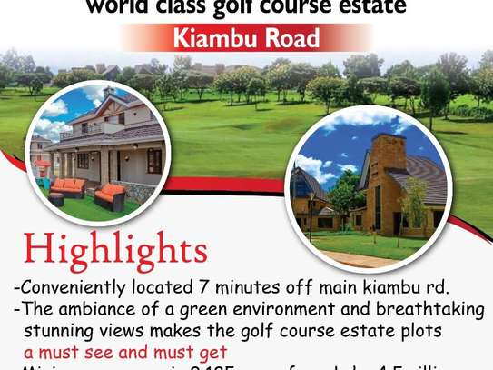 Kiambu Road - Land, Residential Land image 34