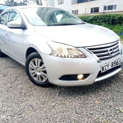 Nissan Sylphy image 1