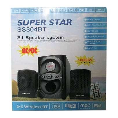 Multimedia speaker image 1