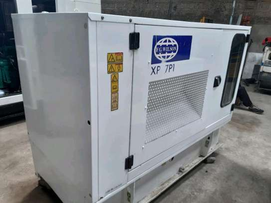 Ex uk  50kva power generator image 1