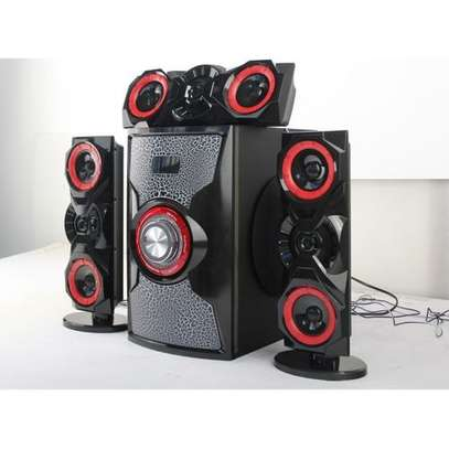 TAGWOOD LS-631C Multimedia Speaker System 3.1CH image 1