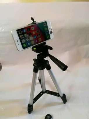 Phone tripod stand+ Bluetooth remote control image 2