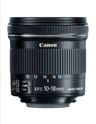 Canon EF-S 10-18mm f/4.5-5.6 IS STM Lens, image 3
