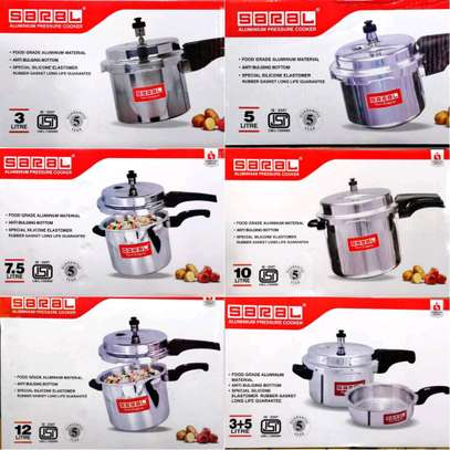 saral pressure cooker image 1