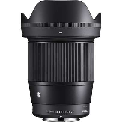 Sigma 16mm f/1.4 DC DN Contemporary Lens for Sony E image 3