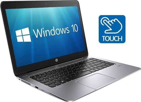 Hp EliteBook Folio 1040 Core i5 8GB Ram 256ssd 14-inch TouchScreen image 1