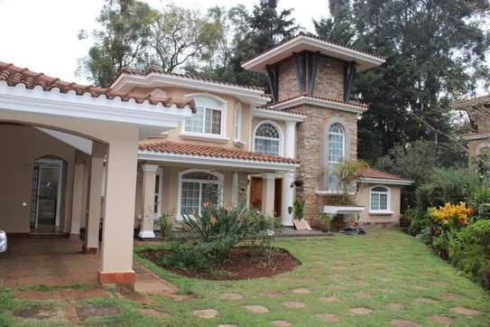 4 bedroom villa for rent in Kitisuru image 1