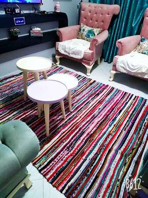 Hand woven rugs image 1