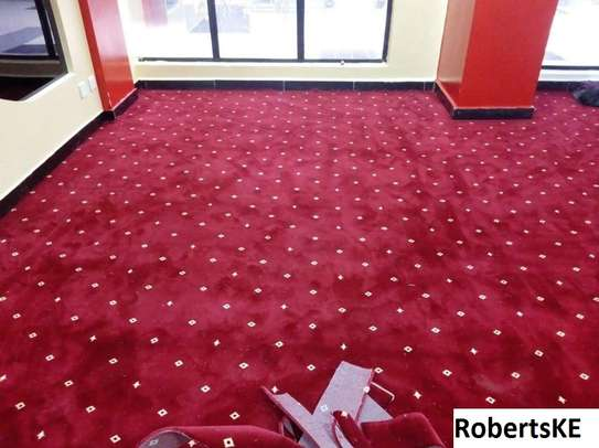 Durable wall to wall carpet image 8