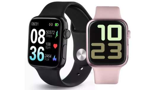 P20 Smart Bracelet Watch Full Screen Touch Heart Rate image 1