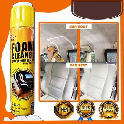 Brand new highly scented multi purpose foam cleaner image 1