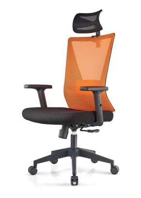 Posture Friendly Executive High back mesh chairs image 2