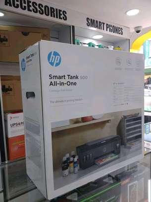 Hp smart tank 500 image 1
