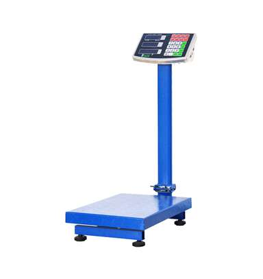 Digital Weighing scale 150kg With LED Screen image 1