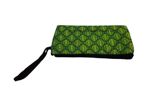 Green Make Up Accessories Pouch image 1