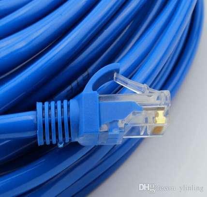1M 3M 5M 10M 15M 20M 30M Network Ethernet Cable Internet Cab image 1