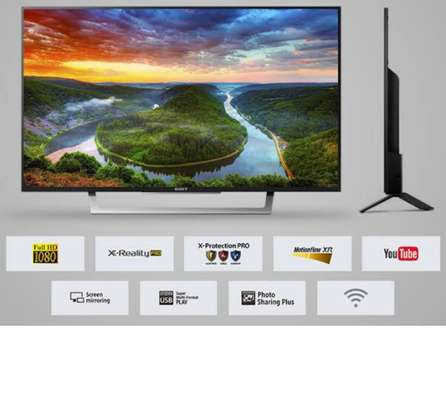 "Sony Tv 40"" Class Full HD Multi-system Smart LED TV"