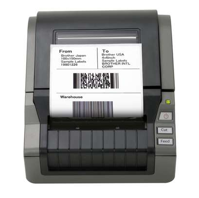 BROTHER QL-1050 PT TOUCH PRINTER image 1