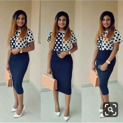 Navy Blue official skirt - free delivery image 1