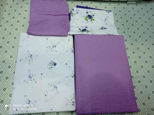 Cotton mix match Bedsheets image 2
