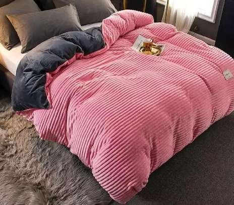 fleece blanket pink image 1