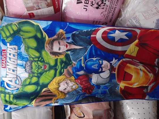 Cartoon Towels for Kids image 6