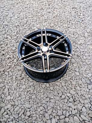 Size 14 normal and offset rims image 2