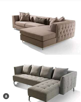 L- Shape Sofa (High-End) image 1