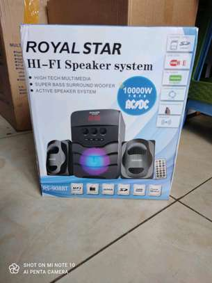 Royal star speaker system image 1