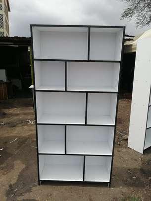 Executive book shelves and storage image 3
