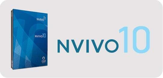 QSR Nvivo 10 (Wibdows/ Mac) image 2