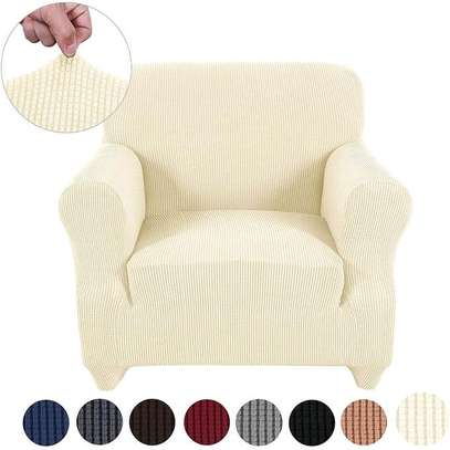 One seater sofa set cover image 3