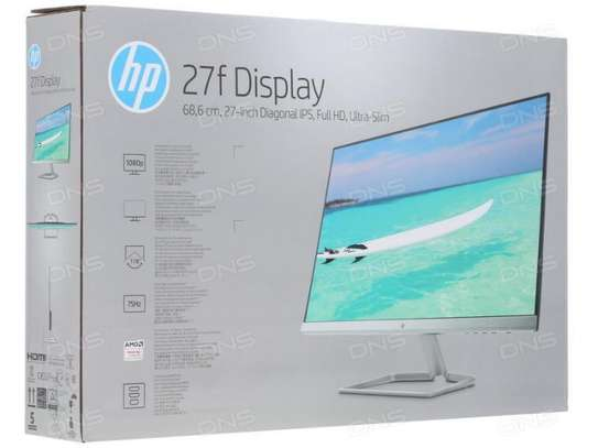 HP 27F LED MONITOR image 2