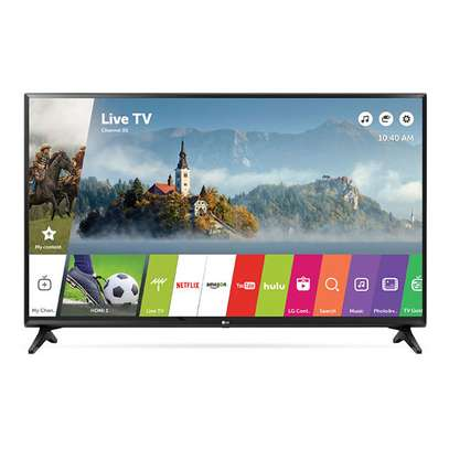 49 Inch LG Smart FULL HD LED TV – Inbuilt Wi-Fi – WebOS 3.5 – Black - Model 49LJ550V