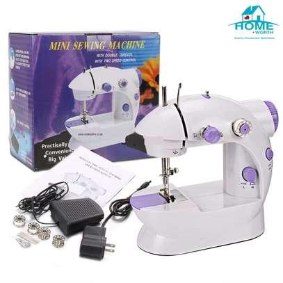 Mini Sewing Machine image 9