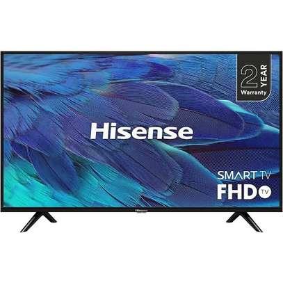 43A6000F Hisense 43 Inch Smart Full HD Frameless TV 2020 MODEL image 1