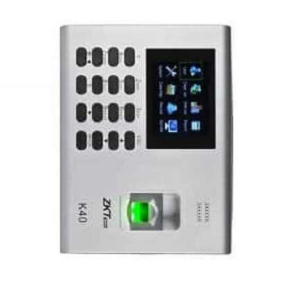 Biometric Time Attendance image 1