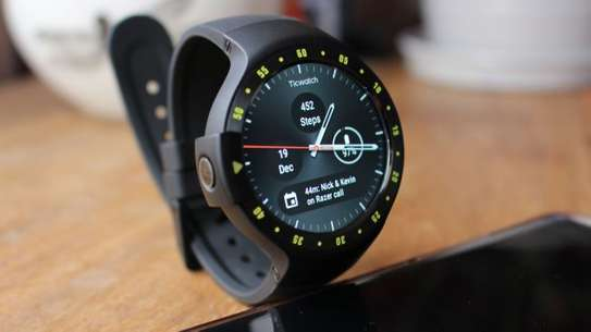 Ticwatch S Black